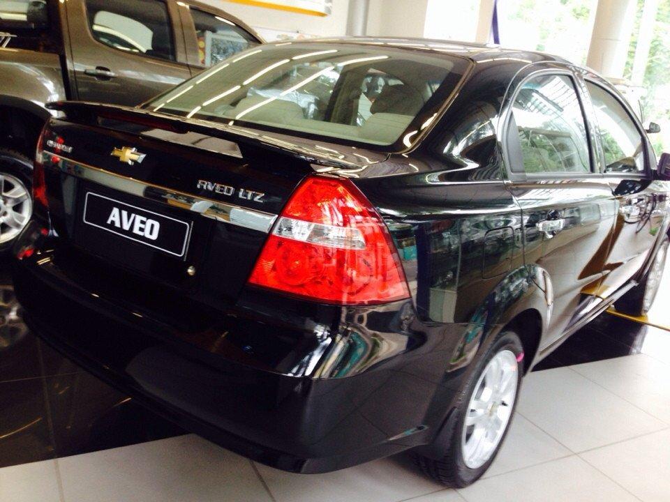 Chevrolet Aveo đời 2015, xe đẹp nguyên bản cần bán-5