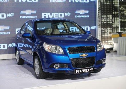 Xe Chevrolet Aveo đời 2015 giá tốt-2