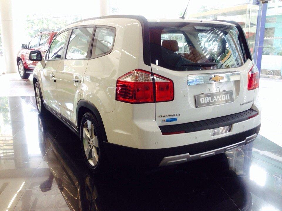 Chevrolet Orlando 1.8L LTZ - AT 759 triệu tặng dán phim 3m 5 món phụ kiện-4