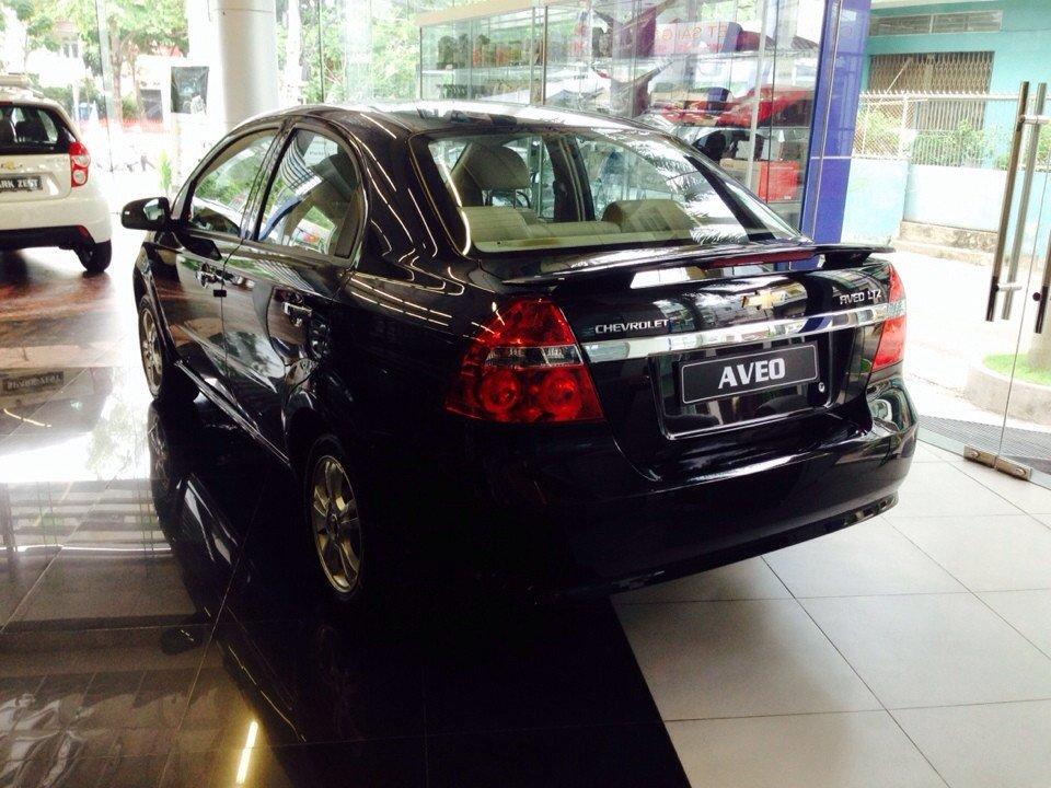 Chevrolet Aveo 1.5L LTZ - AT 453 triệu tặng dán phim 3m 5 món phụ kiện-5