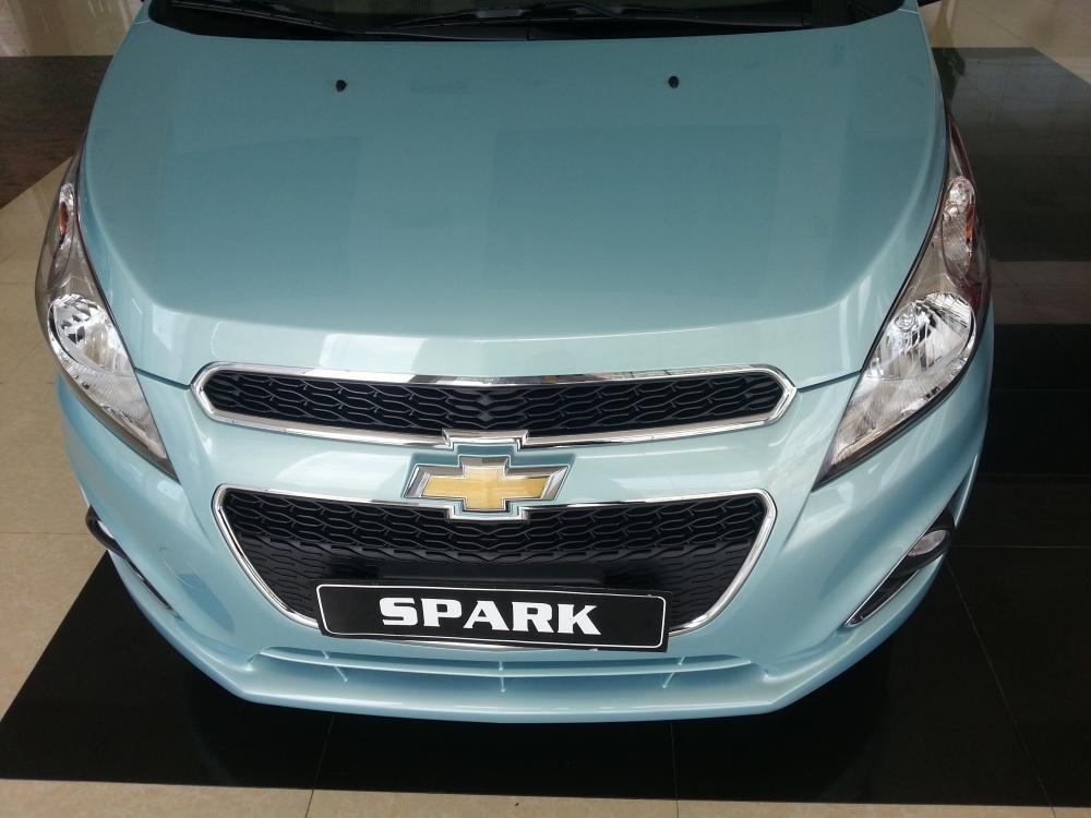 Bán ô tô Chevrolet Spark đời 2015, giá chỉ 362 triệu nhanh tay liên hệ-1