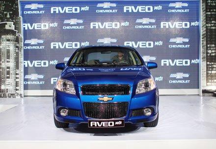 Xe Chevrolet Aveo đời 2015 giá tốt-1