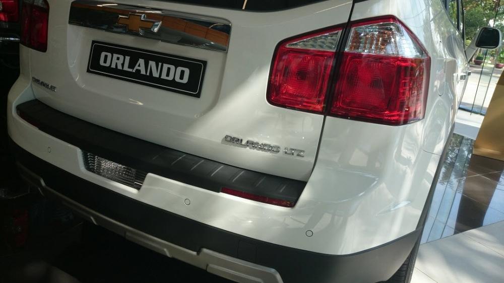 Chevrolet Orlando LTZ mẫu 2015 phiên bản mới nhất được thiết kế bởi nhóm thiết kế của BMW với rất nhiều tính năng mới-3