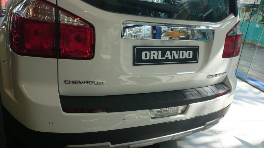 Chevrolet Orlando LTZ mẫu 2015 phiên bản mới nhất được thiết kế bởi nhóm thiết kế của BMW với rất nhiều tính năng mới-4