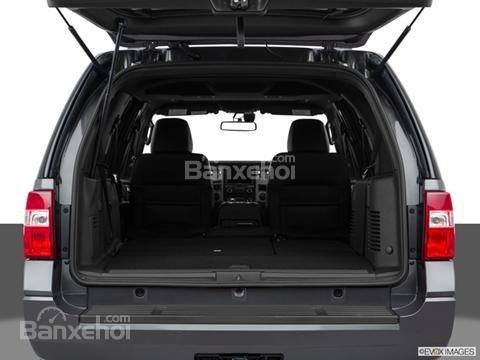 Đánh giá khoang hành lý xe Ford Expedition 2016