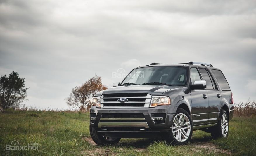 Đánh giá xe Ford Expedition 2016