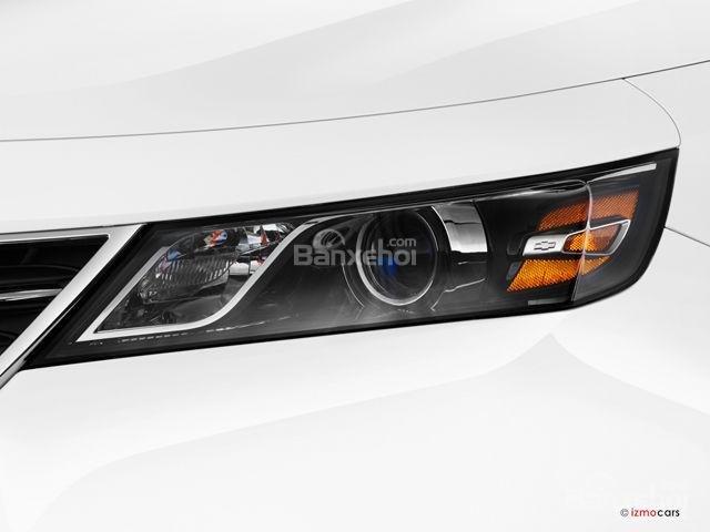 Đánh giá đèn pha xe Chevrolet Impala 2016