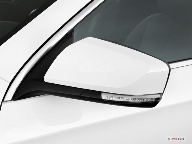 Đánh giá gương chiếu hậu xe Chevrolet Impala 2016