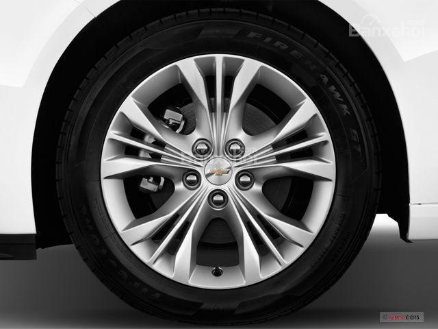 Đánh giá bánh xe Chevrolet Impala 2016