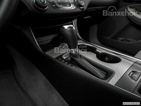 Đánh giá tay gạt cần số xe Chevrolet Impala 2016