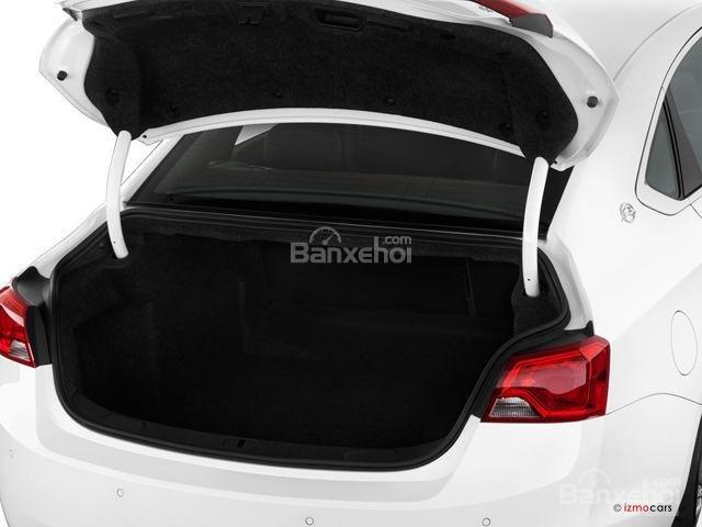 Đánh giá khoang hành lý xe Chevrolet Impala 2016