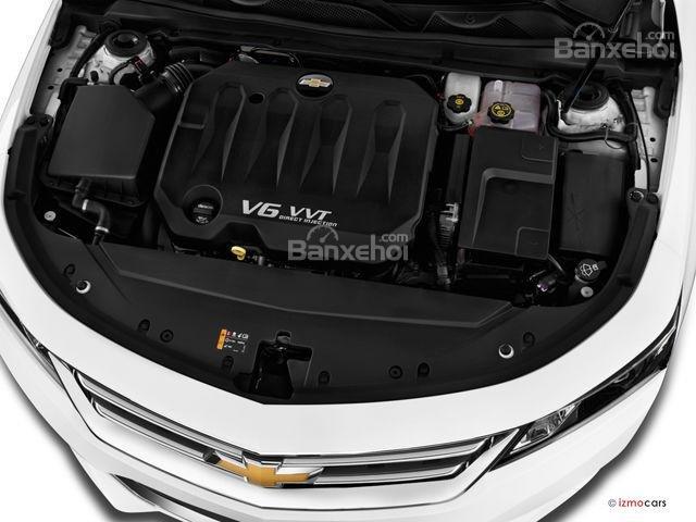 Đánh giá động cơ xe Chevrolet Impala 2016