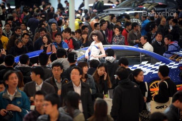 Triển lãm Thượng Hải là triển lãm quan trọng, mang tầm quốc tế.