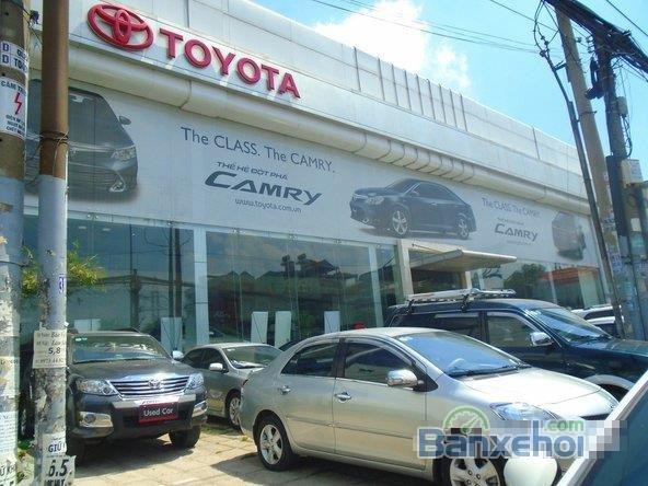 Chiếc Toyota Corolla Altis 2009 2.0G bạc đặc biệt này được bán với giá 645 tr-14