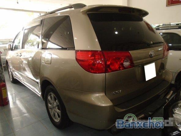 Cần bán xe Toyota Sienna Le đời 2007, xe đẹp như mới -3