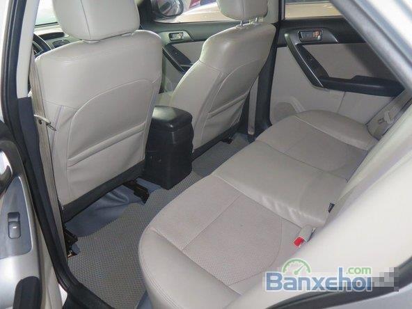 Xe Kia Forte Si 2010 cũ màu bạc đang được bán-1