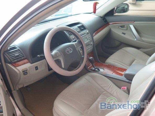 Cần bán xe Toyota Camry 2.4G AT đời 2006 đã đi 30000 km, xe đẹp-6