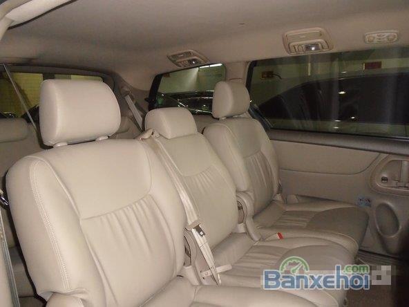 Cần bán xe Toyota Sienna Le đời 2007, xe đẹp như mới -11