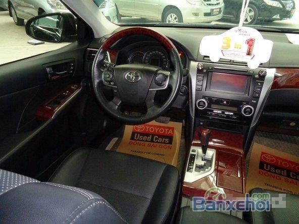 Cần bán gấp Toyota Camry 2.5G AT sản xuất 2014, màu đen đã đi 11000 km-6