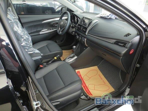 Cần bán xe Toyota Vios, màu đen giá tốt-4