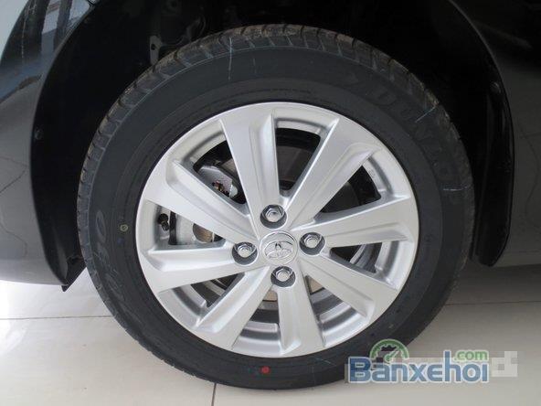 Cần bán xe Toyota Vios, màu đen giá tốt-2