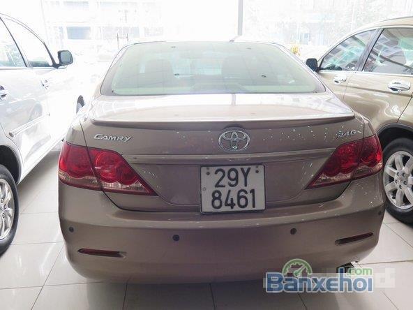 Cần bán xe Toyota Camry 2.4G AT đời 2006 đã đi 30000 km, xe đẹp-4