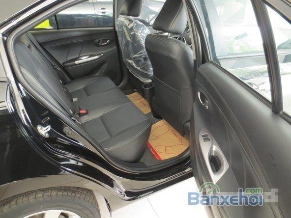 Cần bán xe Toyota Vios, màu đen giá tốt-5
