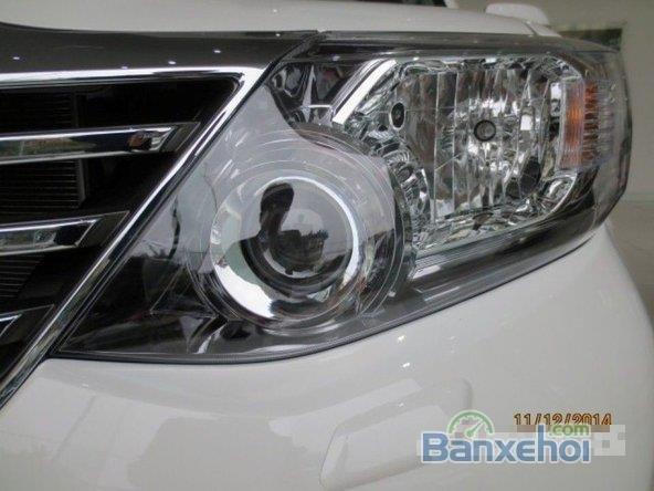 Bán xe Toyota Fortuner 2.7L FVS đời 2015, màu trắng, nhập khẩu chính hãng-7