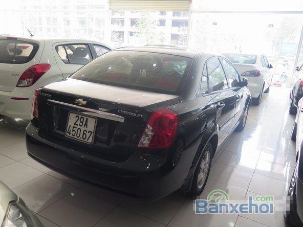 Xe Daewoo Lacetti 2011 cũ màu đen đang được bán-2