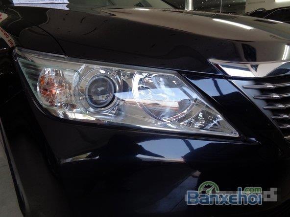 Xe Toyota Camry 2.0E 2013 cũ màu đen đang được bán-1