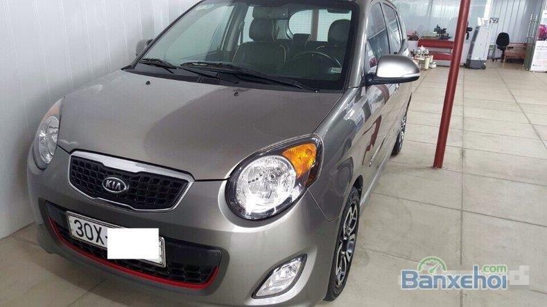 Auto Mạnh Thắng bán xe Kia Morning, xe nhập khẩu Hàn Quốc, SX 2009 đăng ký lần đầu 2010-5