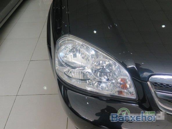 Xe Daewoo Lacetti 2011 cũ màu đen đang được bán-1