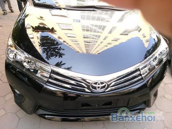 Cần bán xe Toyota Corolla Altis 1.8L AT đời 2015, màu đen, giá chỉ 770 triệu-6
