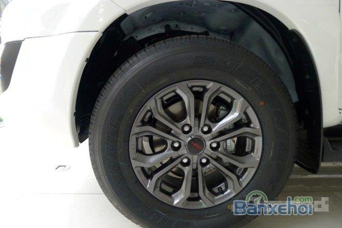 Bán xe Toyota Fortuner 2.7L FVS đời 2015, màu trắng, nhập khẩu chính hãng-8