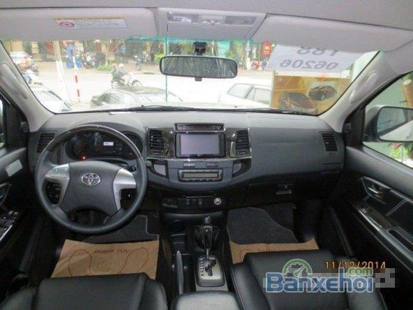 Bán xe Toyota Fortuner 2.7L FVS đời 2015, màu trắng, nhập khẩu chính hãng-9