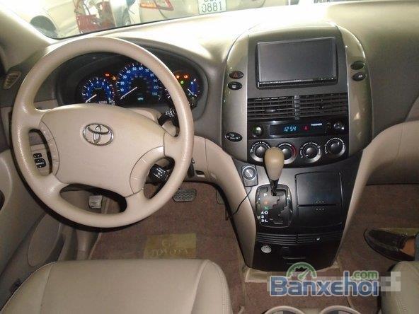 Cần bán xe Toyota Sienna Le đời 2007, xe đẹp như mới -8