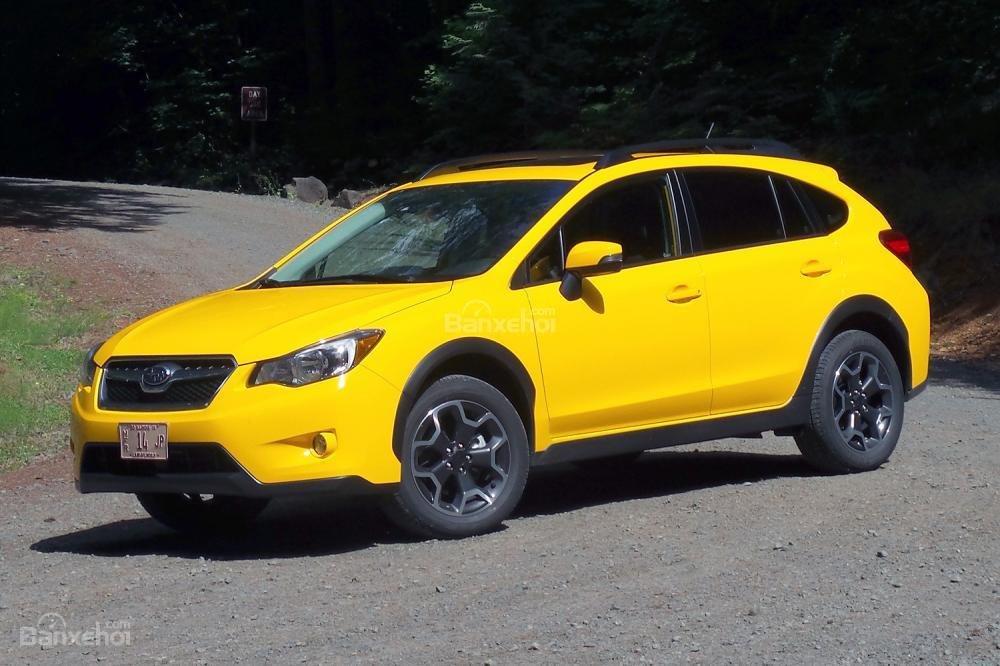 Đánh giá xe Subaru XV Crosstrek 2015: Có một cấp độ thiết kế mới