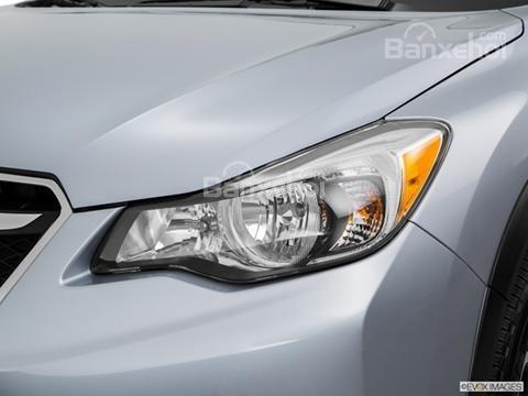 Đánh giá xe Subaru XV Crosstrek 2015:  Đèn pha đẹp mắt