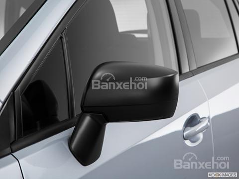 Đánh giá xe Subaru XV Crosstrek 2015: Gương chiếu hậu