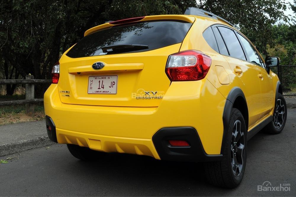 Đánh giá xe Subaru XV Crosstrek 2015: Đây là một hatchback nhỏ gọn, linh hoạt cao