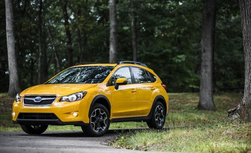 Đánh giá xe Subaru XV Crosstrek 2015: Cũng còn nhiều nhược điểm cần khắc phục