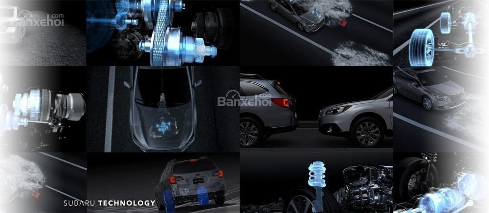 Đánh giá xe Subaru XV Crosstrek 2015: Xe được trang bị nhiều tính năng an toàn