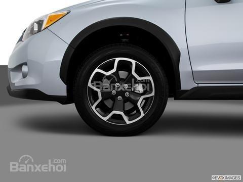 Đánh giá xe Subaru XV Crosstrek 2015: Lazăng 22 inch