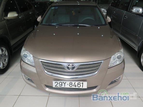 Cần bán xe Toyota Camry 2.4G AT đời 2006 đã đi 30000 km, xe đẹp-0