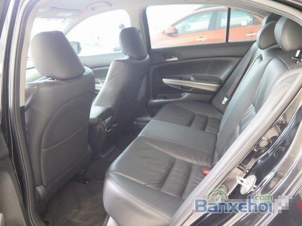 Cần bán xe Honda Accord AT năm 2012, màu đen đã đi 22000 km-3