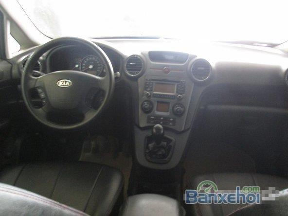 Xe Kia Carens 1.8 2012 cũ màu vàng đang được bán-6