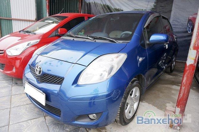 Cần bán xe Toyota Yaris 1.3 AT năm 2010, nhập khẩu  -1