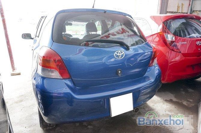 Cần bán xe Toyota Yaris 1.3 AT năm 2010, nhập khẩu  -3