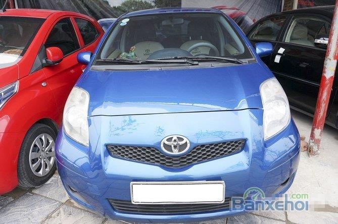 Cần bán xe Toyota Yaris 1.3 AT năm 2010, nhập khẩu  -0