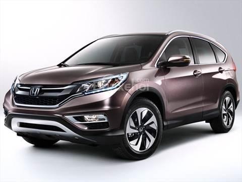 Đánh giá xe Honda CR-V 2016: Được giới chuyên môn đánh giá cao